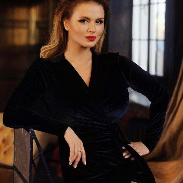Аня семенович произвела сексуальный фурор