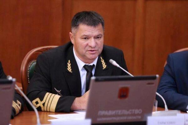 Тарасенко н.н глава администрации