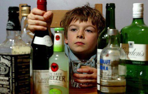 Пивной алкоголизм и подросток