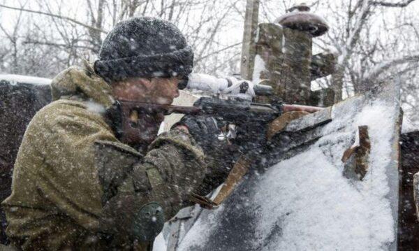 Обстановка на линии фронта на 23 февраля
