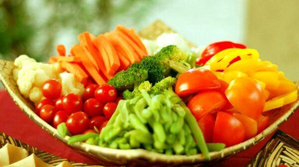 Вегетарианская диета здоровое питание
