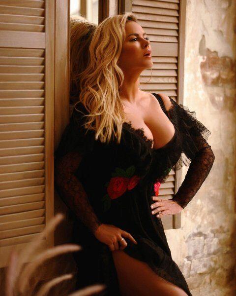 Анна семенович в сексуальном платье видео