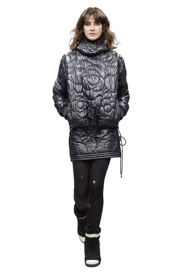 184e0c87804 Идеальная теплая одежда по версии Chanel. Представлена новая коллекция