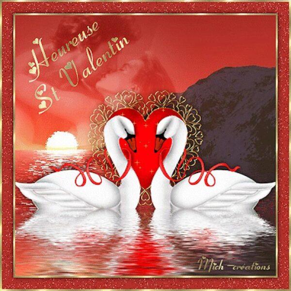 День влюбленных открытки за