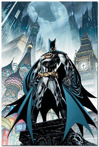 Американцы выбрали лучшего Бэтмена в истории