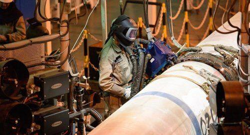 Болгария начинает получать российский газ по Турецкому потоку