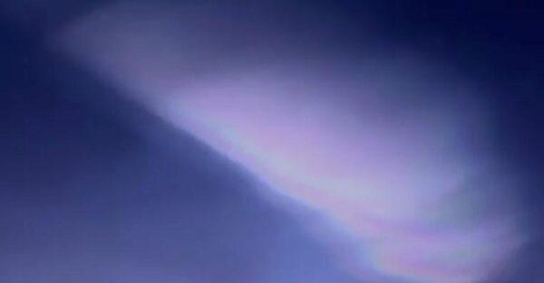 Учёные рассказали об образовании стратосферных перламутровых облаков